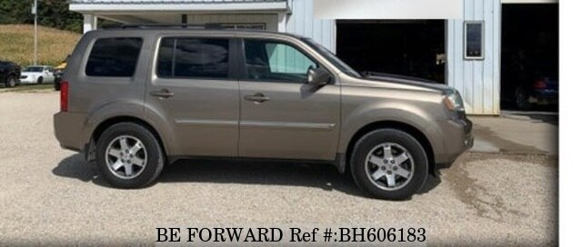 Used 2010 HONDA PILOT BH606183 for Sale