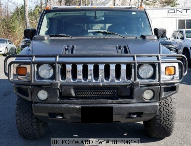 Used 2004 HUMMER H2 BH606184 for Sale