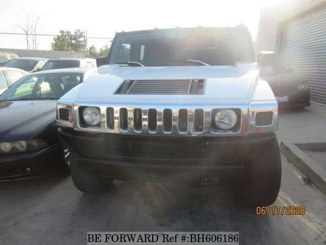 Used 2004 HUMMER H2 BH606186 for Sale