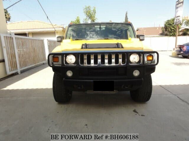 Used 2004 HUMMER H2 BH606188 for Sale