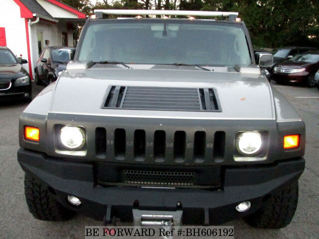Used 2004 HUMMER H2 BH606192 for Sale