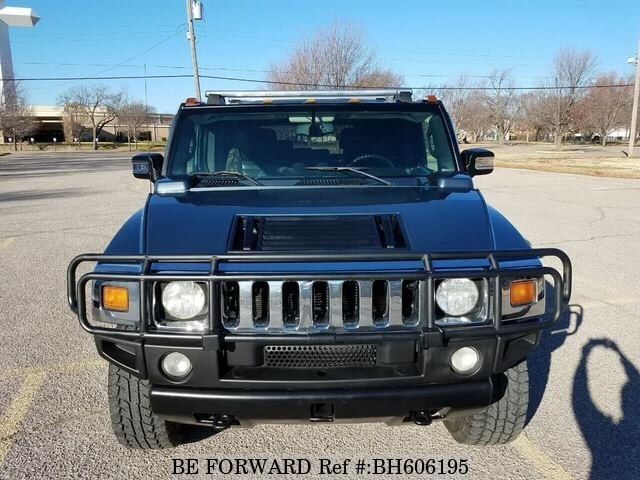 Used 2005 HUMMER H2 BH606195 for Sale