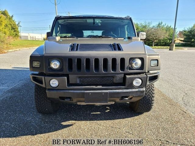 Used 2005 HUMMER H2 BH606196 for Sale