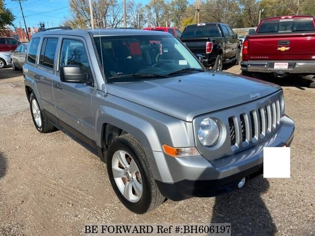 Used 2014 JEEP PATRIOT BH606197 for Sale