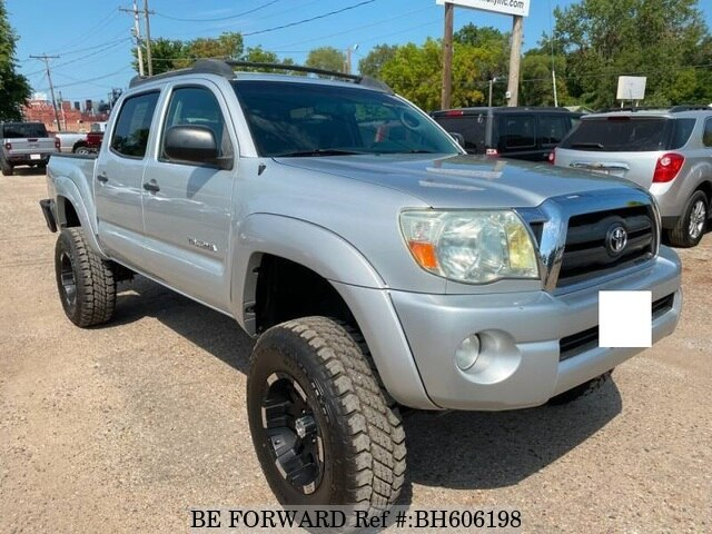 Used 2007 TOYOTA TACOMA BH606198 for Sale