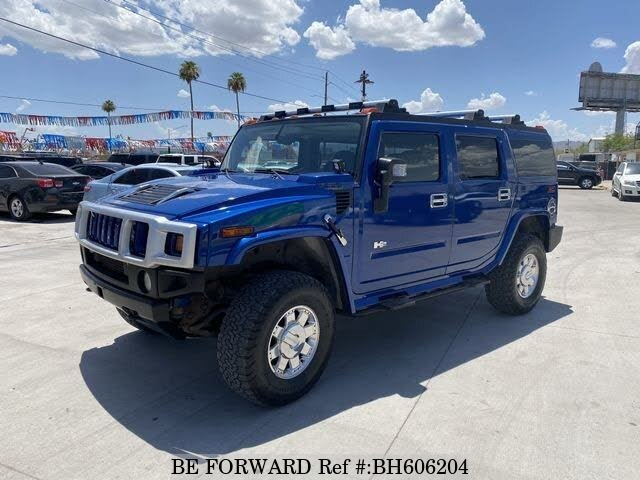Used 2006 HUMMER H2 BH606204 for Sale