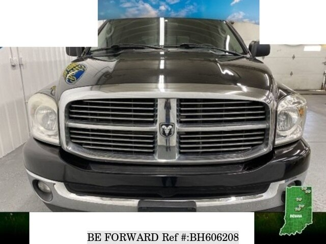 Used 2008 DODGE RAM BH606208 for Sale