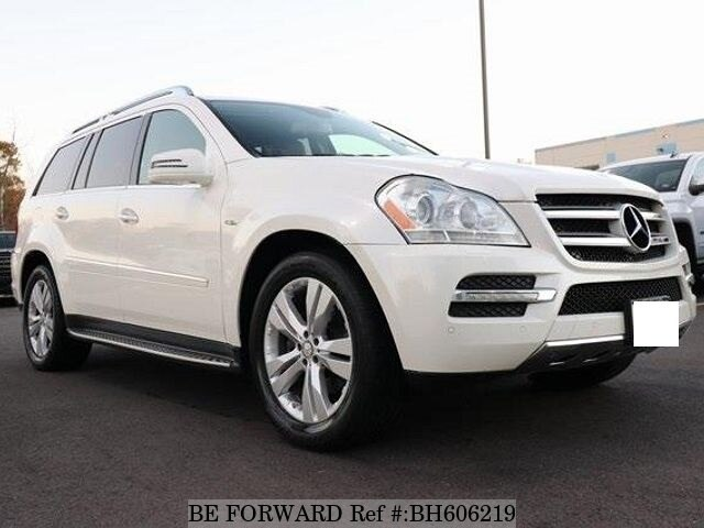 Used 2012 MERCEDES-BENZ GL-CLASS BH606219 for Sale