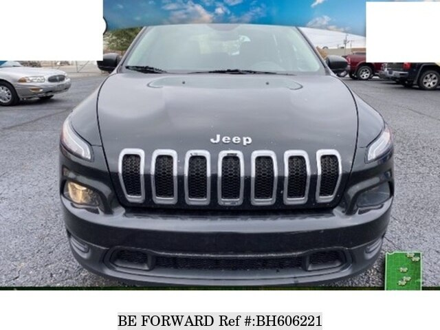 Used 2014 JEEP CHEROKEE BH606221 for Sale