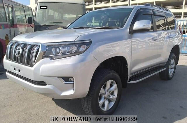 Used 2009 TOYOTA LAND CRUISER PRADO BH606229 for Sale