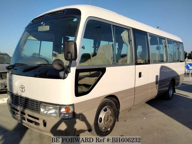 Used 1998 TOYOTA COASTER BH606232 for Sale