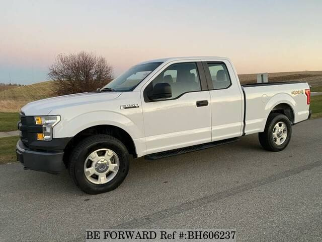 Used 2015 FORD F150 BH606237 for Sale