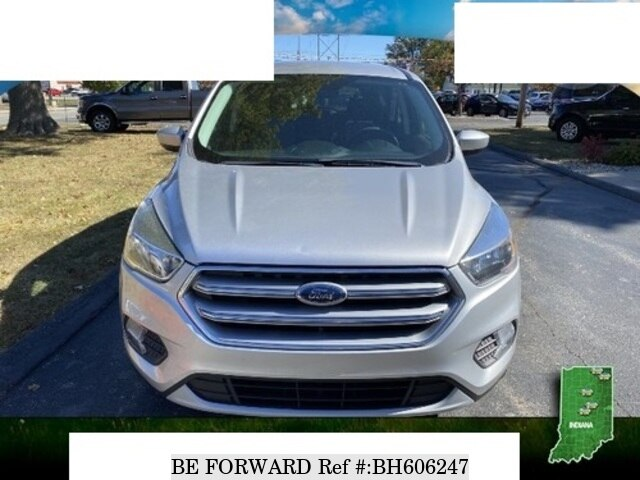 Used 2017 FORD ESCAPE BH606247 for Sale