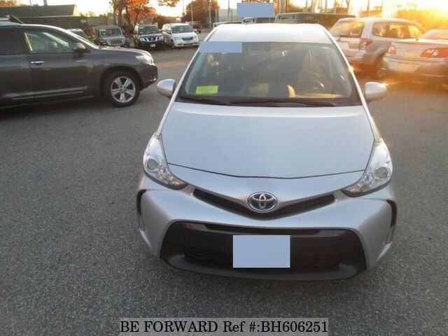 Used 2015 TOYOTA PRIUS BH606251 for Sale