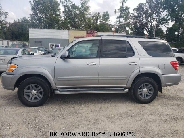 Used 2004 TOYOTA SEQUOIA BH606253 for Sale