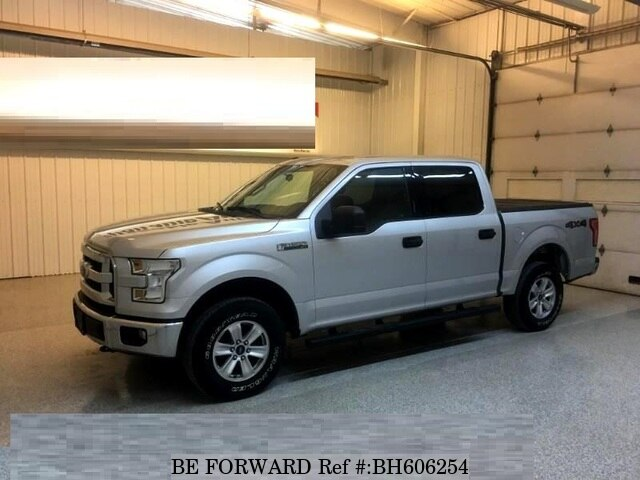 Used 2016 FORD F150 BH606254 for Sale