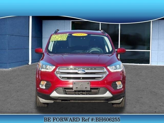 Used 2017 FORD ESCAPE BH606255 for Sale