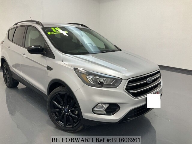 Used 2019 FORD ESCAPE BH606261 for Sale