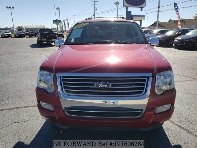 Used 2010 FORD EXPLORER BH606264 for Sale