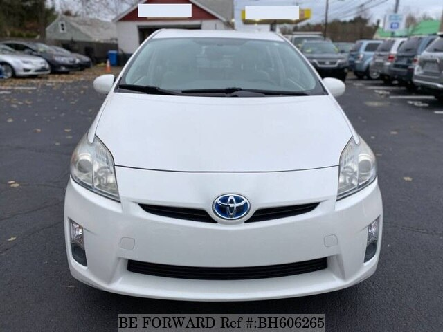 Used 2010 TOYOTA PRIUS BH606265 for Sale