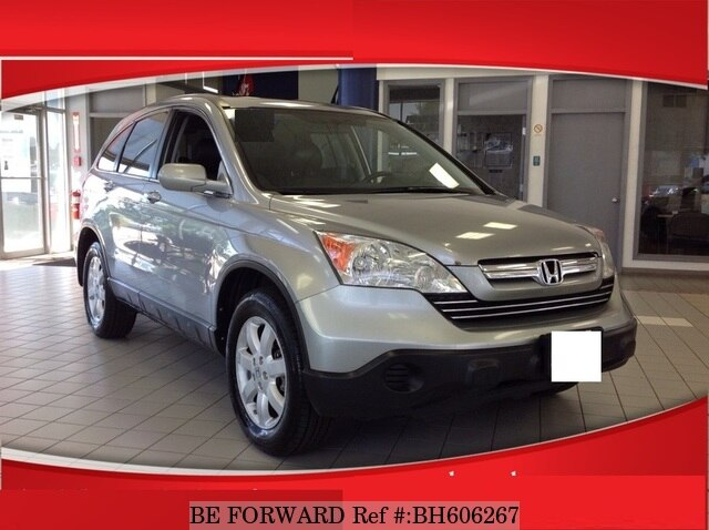 Used 2007 HONDA CR-V BH606267 for Sale