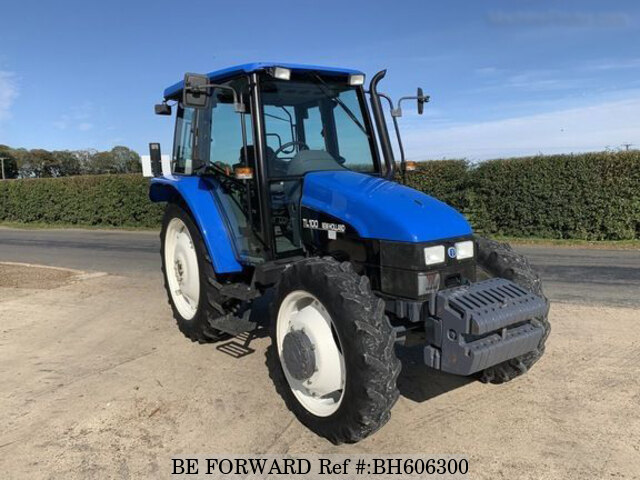 Used 2001 NEWHOLLAND NEW HOLLAND OTHERS BH606300 for Sale