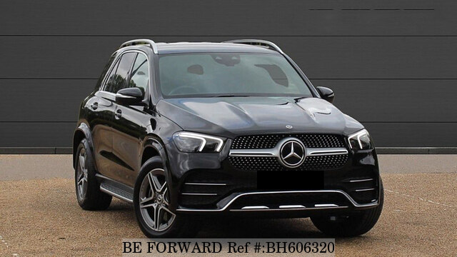 Used 2020 MERCEDES-BENZ GLE-CLASS BH606320 for Sale