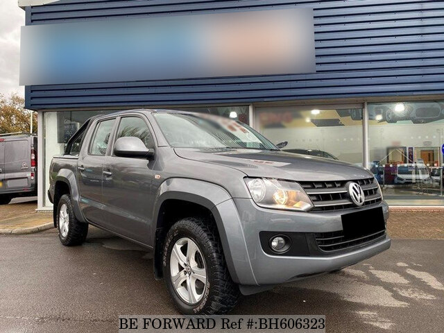 Used 2011 VOLKSWAGEN AMAROK BH606323 for Sale