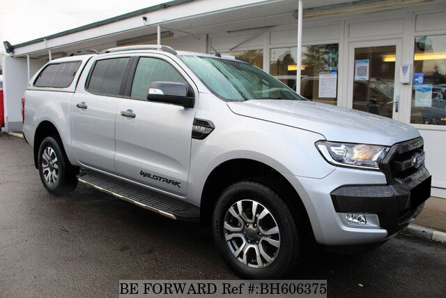 Used 2018 FORD RANGER BH606375 for Sale