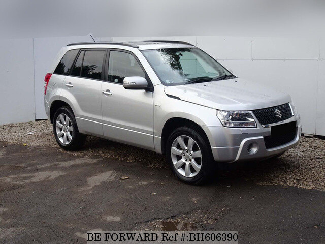 Used 2012 SUZUKI GRAND VITARA BH606390 for Sale