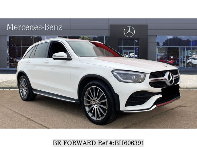 Used 2020 MERCEDES-BENZ GLC-CLASS BH606391 for Sale