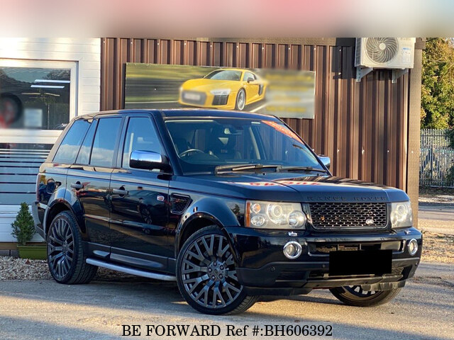 Used 2006 LAND ROVER RANGE ROVER SPORT BH606392 for Sale