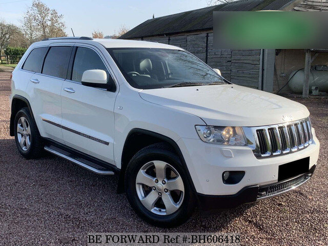Used 2011 JEEP GRAND CHEROKEE BH606418 for Sale