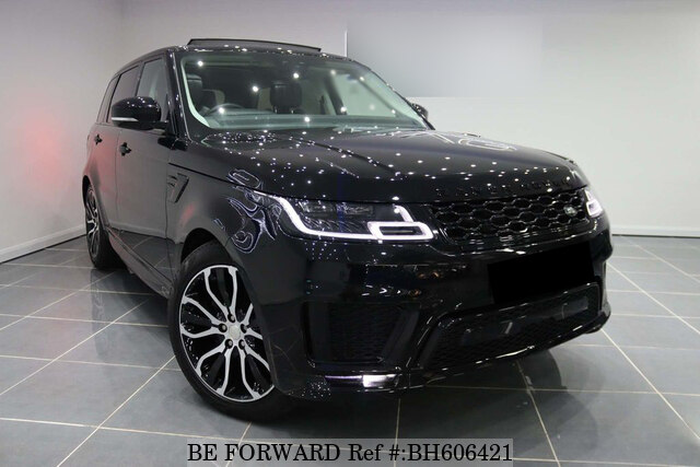 Used 2018 LAND ROVER RANGE ROVER SPORT BH606421 for Sale