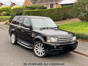Used 2009 LAND ROVER RANGE ROVER SPORT BH606429 for Sale