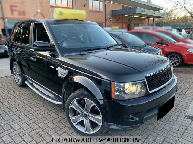 Used 2010 LAND ROVER RANGE ROVER SPORT BH606458 for Sale