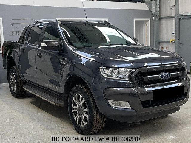 Used 2016 FORD RANGER BH606540 for Sale