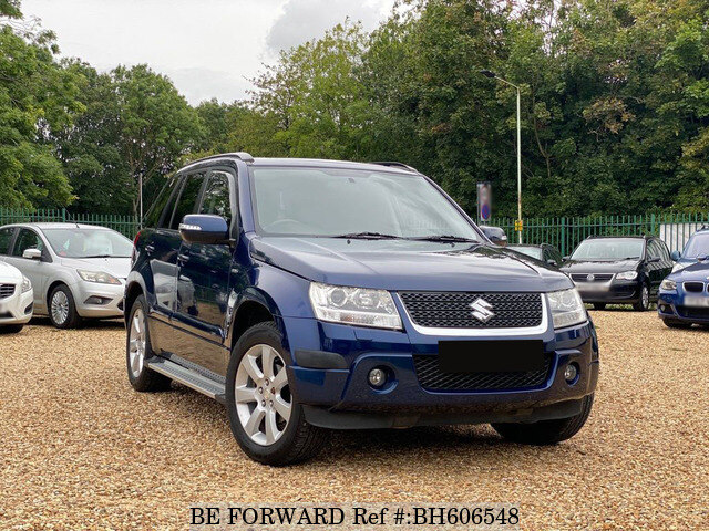 Used 2010 SUZUKI GRAND VITARA BH606548 for Sale