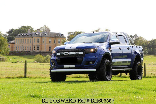 Used 2017 FORD RANGER BH606557 for Sale