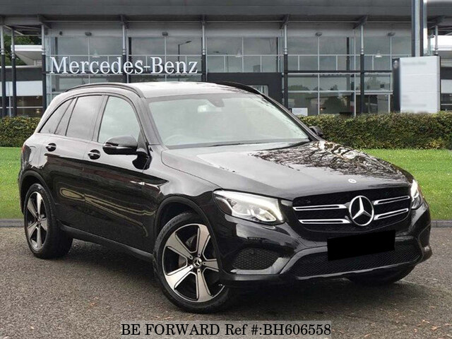 Used 2019 MERCEDES-BENZ GLC-CLASS BH606558 for Sale