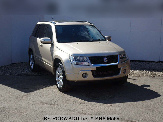 Used 2010 SUZUKI GRAND VITARA BH606569 for Sale