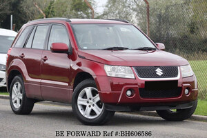 Used 2007 SUZUKI GRAND VITARA BH606586 for Sale
