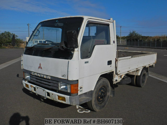 Used 1989 MITSUBISHI CANTER BH607130 for Sale