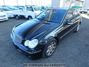 Used 2005 MERCEDES-BENZ C-CLASS BH606778 for Sale