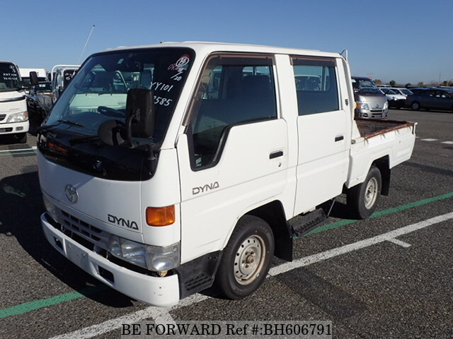 Used 2000 TOYOTA DYNA TRUCK BH606791 for Sale