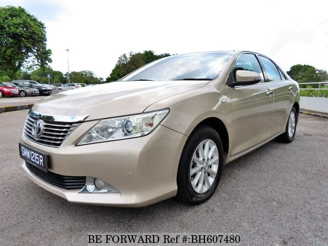 Used 2014 TOYOTA CAMRY BH607480 for Sale