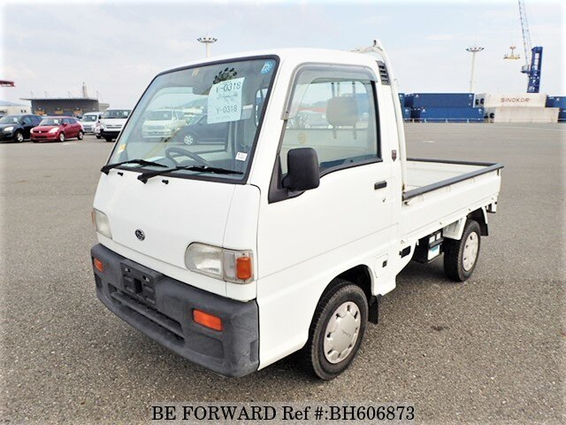 Used 1998 SUBARU SAMBAR TRUCK BH606873 for Sale