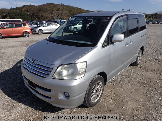 Used 2002 TOYOTA NOAH BH606845 for Sale