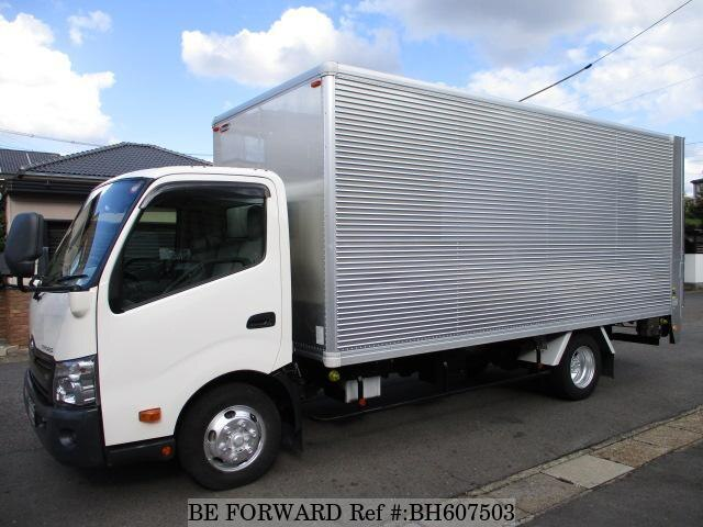 Used 2015 TOYOTA TOYOACE BH607503 for Sale