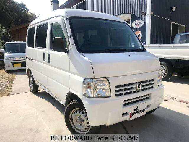 Used 2011 HONDA ACTY VAN BH607507 for Sale